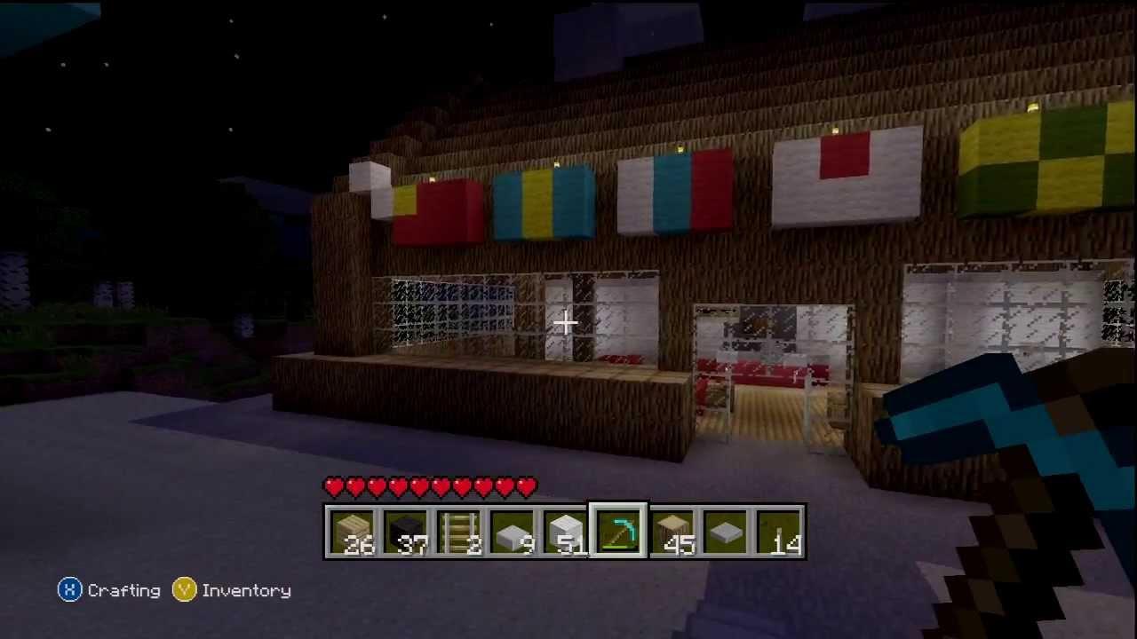 Minecraft Krusty Krab Xbox 360 Youtube