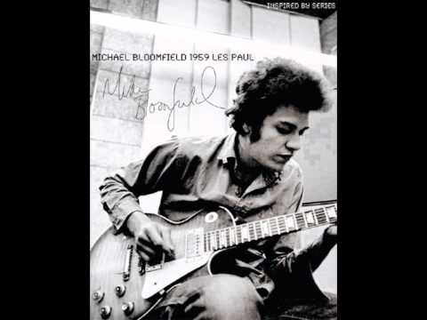 Mike Bloomfield on Bob Dylan - Highway 61 Sessions