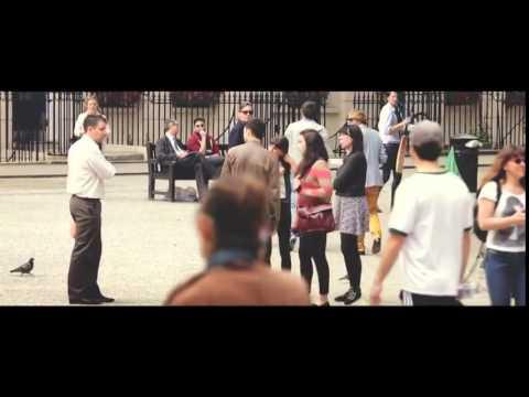 Sosyal Deney: Sokakta Kadın Erkeğe Şiddet Uygularsa Ne Olur ?