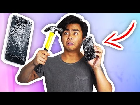 STRONGEST SCREEN PROTECTOR EVER!