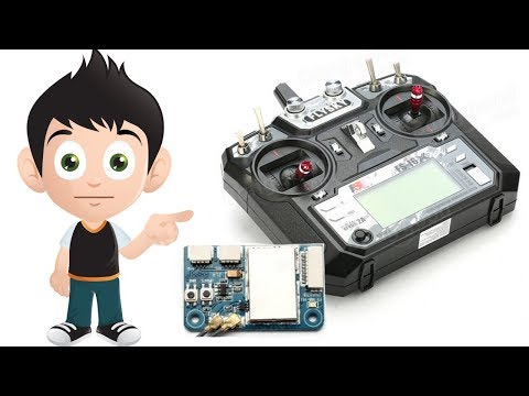 Use RC Transmitter as Wireless Controller on PC