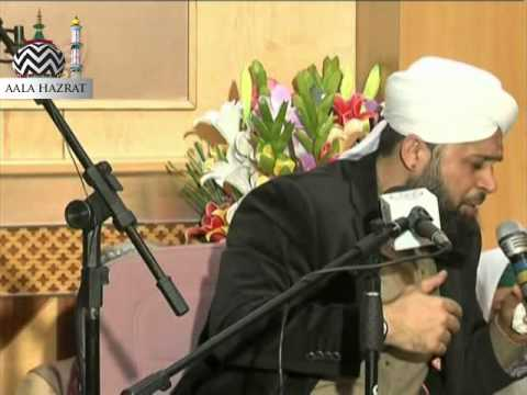 Al Hajj Muhammad Owais Raza Qadri   Naats In Uk Manchester   2013 video