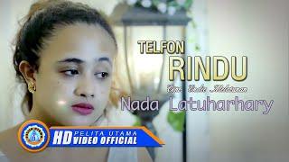 Download Lagu Nada Latuharhary - TELPON RINDU Gratis STAFABAND