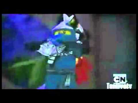 LEGO Ninjago Born to be a Ninja Music Video (FULL)