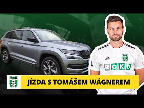 AAA Auto: Vyjížďka s Hráčem měsíce dubna Tomášem Wágnerem
