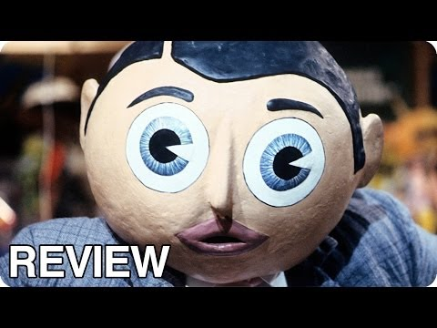 Trailer Review | FRANK (Michael Fassbender)
