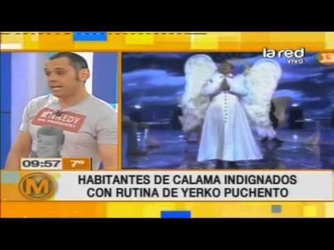 Analizamos la polémica rutina de Yerko Puchento que indignó a los habitantes de Calama