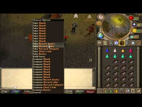 Runescape's NightmareRH & No1s Perfect Duel Pking Montage Vid 15 W/ iKellie