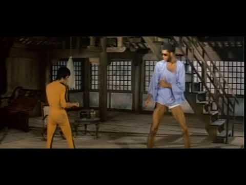 Bruce Lee Vs Kareem Abdul Jabbar Ita video
