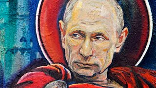 Храм с изображением Путина, Шойгу и Сталина. Новая православная Троица