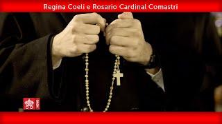 Regina Coeli e Rosario  22 Aprile 2020 Cardinal Comastri