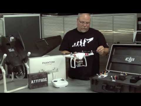 How to Set-Up Basic FPV on DJI Phantom