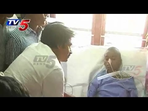 Pawan Kalyan Crying for Srija | Pawan Kalyan to fulfil Srija's Dream : TV5 News