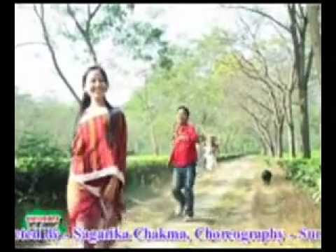 Hochpana Hi Tui Ejha Na Bujaj - Chakma Song video