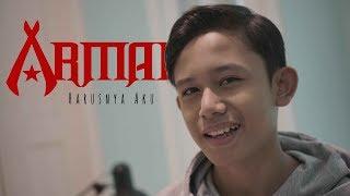 ARMADA - Harusnya Aku ( Cover by M. Adhytia Navis )