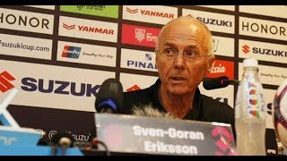 Tin Việt -  Bị loại khỏi Asian Cup, HLV Eriksson chia tay tuyển Philippines
