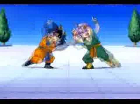 Abertura de Dragon Ball Z Budokai 2