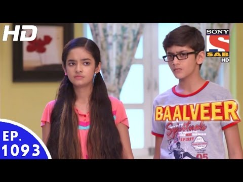 Baal Veer - बालवीर - Episode 1093 - 11th October, 2016 thumbnail