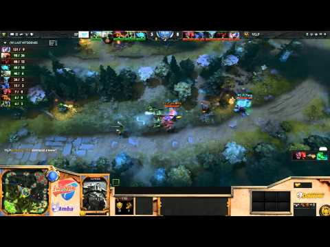 EP vs VG P I League Season 3 Group A game 2