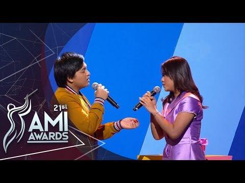 "Download Lagu  Arysi Widianto - Brisia Jodie ""Dengan Caraku"" | AMI AWARDS 2018 Mp3 Free"