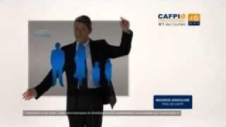 courtier pret immobilier Cafpi ! N°1 des courtiers en crédit immobilier : Spot publicitaire 2011