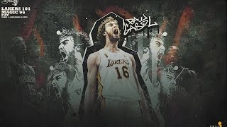 Pau Gasol - Best European Player Ever