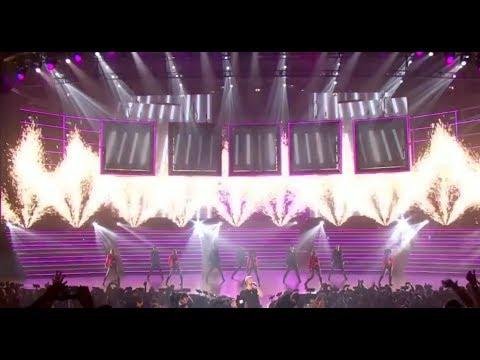 Backstreet Boys - Everybody Backstreets Back  FOX New Years Eve to 2018