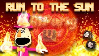 Run to the Sun  - Wii Party U - In A Nutshell