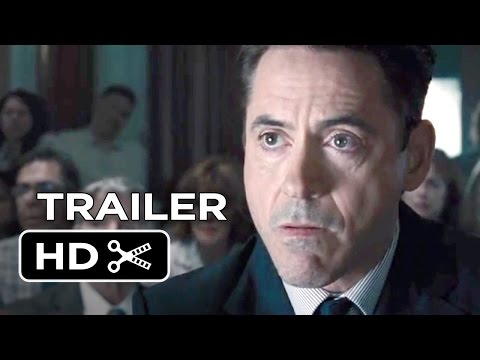 The Judge Official Trailer #2 (2014) - Robert Downey Jr., Billy Bob Th...