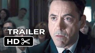 The Judge Official Trailer #2 (2014) - Robert Downey Jr., Billy Bob Thornton Movie HD