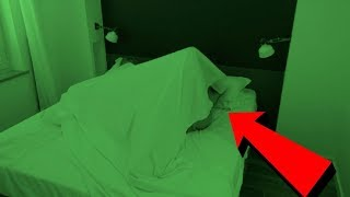 i filmed my parents sleeping and this happened...