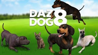 Introducing the New DAZ DOG 8