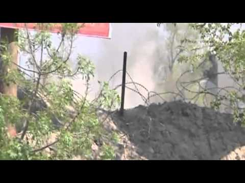 Coordinated Taliban suicide attack in Kabul april 15 2012