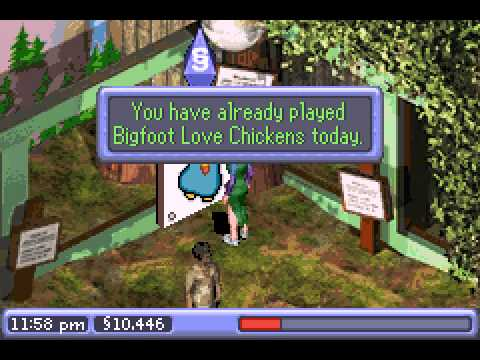 The Sims 2 - Sims 2 GBA Playthrough (16) - User video