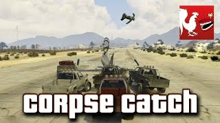 Things to do in GTA V - Corpse Catch