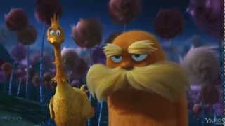 Dr. Seuss' The Lorax Music Video - 'Hang On'