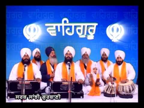 Shabad Gurbani - Jap Jeevan Prabh Charan Tumahre - Bhai Manpreet Singh Ji video