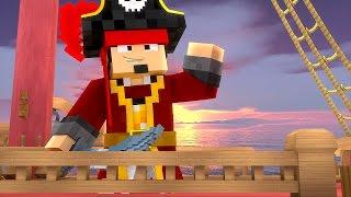 Minecraft: CAPITÃO EDUKOF - PIRATA Ep. 1 ‹ AMENIC ›