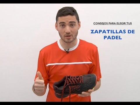 Consejos para Elegir Zapatillas de Padel y TRUCOS