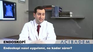 Endoskopi nasıl uygulanır, ne kadar sürer?