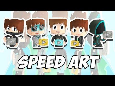 Speed Baner - FamousGuy и ТОП-ютюберы