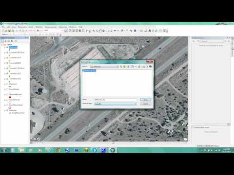 How to Export ArcMap Shapefile to GPS Garmin