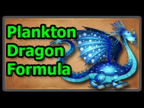 PLANKTON DRAGON Deus Vault FORMULA in Dragon City