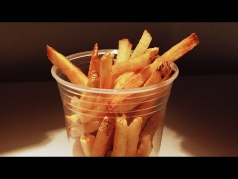 How to Make the Perfect French Fries (Restaurant Quality) for Cheap!