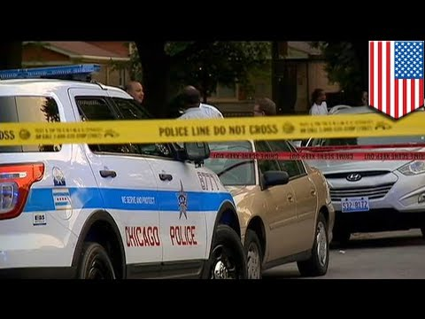 82 people shot, 14 people killed in Chicago over July 4th weekend thanks to guns