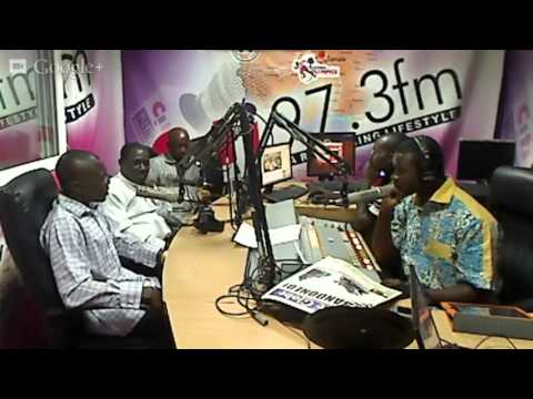 Freed Ghanaian hostages on Citi FM