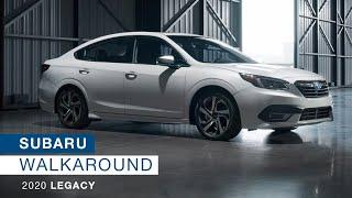 All-New 2020 Subaru Legacy | New Model Walkaround