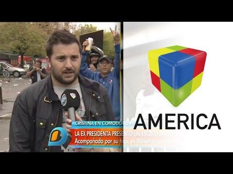 Diego Brancatelli: Fue un error citar a Cristina en el peor momento de Macri