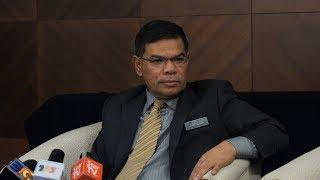 Saifuddin: We