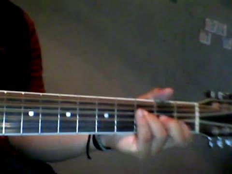 Como jugar con la escala para hacer adornos en la guitarra EXPLICACION
